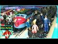 Fun Toy Train Videos For Kids. Polar Express Toy Train Video For Kids.