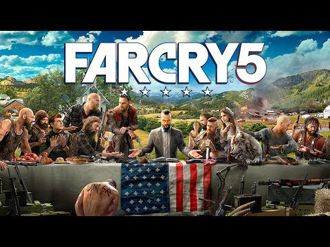 FarCry 5 - twitch.tv Live Stream VOD - Part 12 - Hey ho, diddly doo
