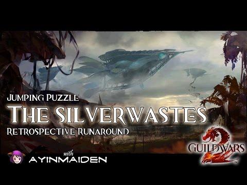 ★ Guild Wars 2 ★ - Jumping Puzzle - Retrospective Runaround
