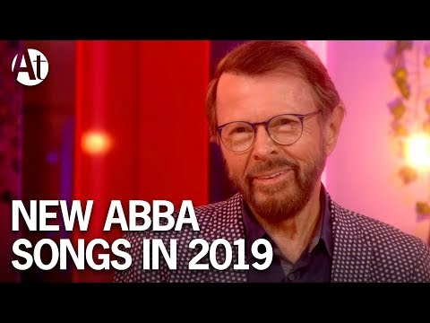 NEW ABBA REUNION SONGS: I Still Have Faith In You & Don't Shut Me Down interview BBC 2019 Mp3