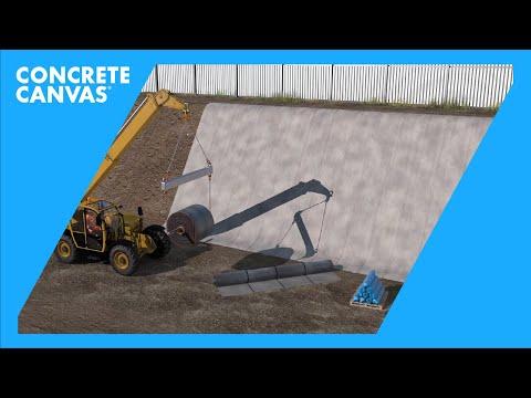 Concrete Canvas Animation Montage