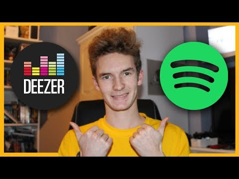 Comment télécharger des musiques de Spotify/Deezer gratuitement ? (2018)