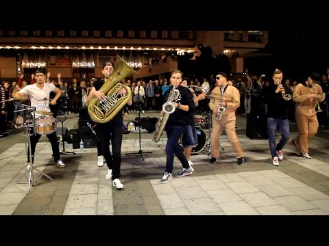 HeartBeat Brass Band Закрытие Сезона [Оперный театр. Харьков 16.09.2016]