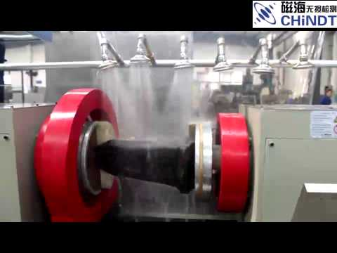 Magnetic Particle Testing Equipment And CrackCheck Ndt Lamp