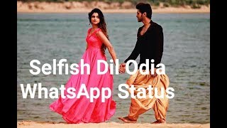 Selfish dil odia song whats app status download Mp4 HD Video WapWon