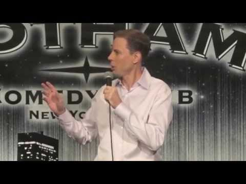 Ryan Hamilton | One of Rolling Stone's five comics to watch