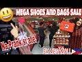 MEGA SHOES & BAGS SALE | SM MEGAMALL | FILA SHOES