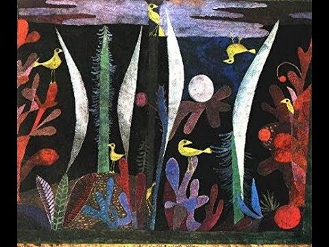 pastelli secchi e matite workshop - Paul klee