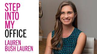 Aslında seveceğim bir İş Oluşturma: Modeli Tavsiye Girişimci Lauren Bush Lauren Döndü
