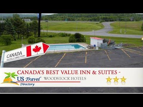 Canada's Best Value Inn & Suites - Woodstock - Woodstock Hotels, Canada