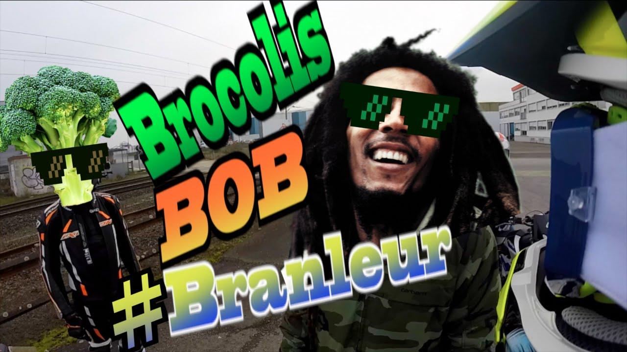 Bob feat brocolis et branleur en husqvarna 701 youtube - Boutique 100 bitume ...