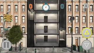 Crazy Lifter 3d: City Battle of Elevators.