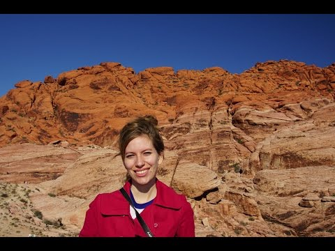 RED ROCK CANYON, NEVADA - An easy trip from Las Vegas
