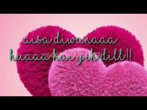 Aisa deewana hua hai ye dil|30 sec|whatsapp status song|