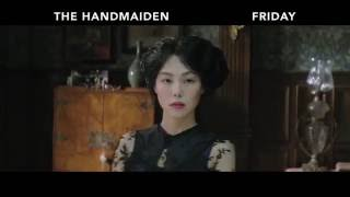 Handmaiden (Mademoiselle) : Bande-annonce.