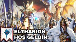 Eltharion Bizi Seçti - Tyrion - High Elves - Eataine 4. Bölüm (Total War: WARHAMMER 2)