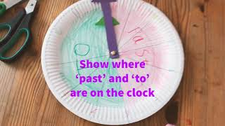 How to tell the time - Lesson 1 - Mrs Holdstock Teaching and Learning ideas