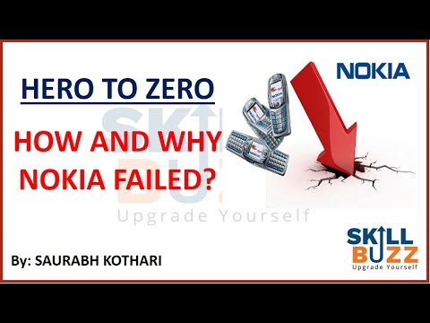 The Fall of Nokia Teaches Us All a Very Valuable Lesson: An amazing speech by the CEO of Nokia.
