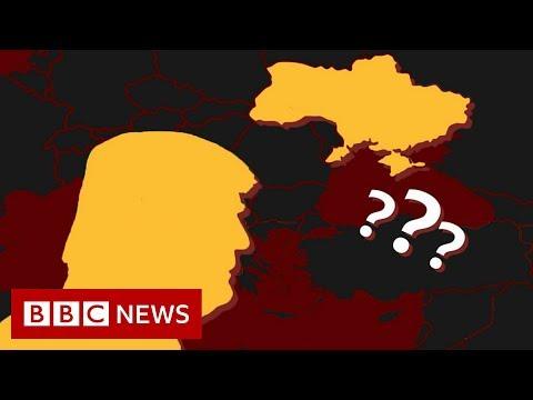 Trump impeachment: What's Ukraine got to do with it? - BBC News