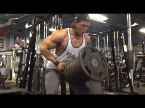 Sadik Hadzovic & Ron DaCosta Training - YouTube