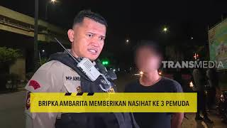 DIDUGA MABUK, 3 ORANG DIPERIKSA TIM RAIMAS | THE POLICE (10/01/20)