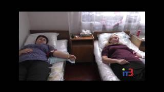 Первая в этом году акция по сбору донорской крови