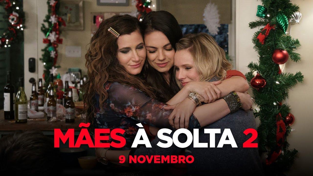 """""""Mães à Solta 2"""" - Trailer Oficial Legendado (Portugal)"""