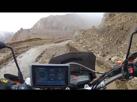 Motorcycle Adventure - Himalayas, China Episode 3