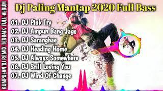 DJ TIK TOK TERBARU 2020 - DJ TERBARU 2020 SLOW - DJ VIRAL 2020 - DJ Tarik Sis Semongko - DJ PINK TRY