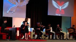 Folk Music |  Solo Baghdad | TEDxBaghdad