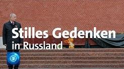 Russland gedenkt 75. Jahrestag des Sieges über Hitlerdeutschland