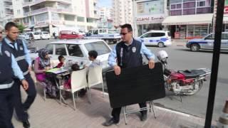 ERDEMLİ'DE ZABITA EKİPLERİNDEN KAPSAMLI DENETİM