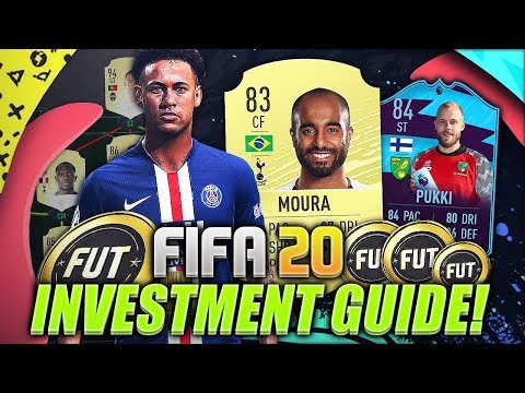 FIFA 20 INVESTING GUIDE! (How to Make Coins on the Web App & Early Access)