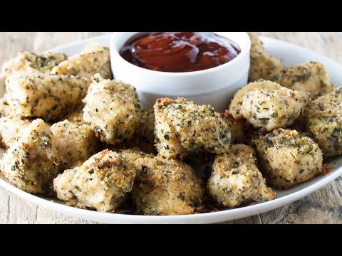 How To Make The Best Baked Chicken Nuggets
