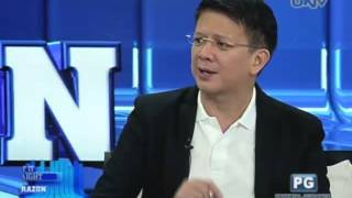 "Sen. Francis ""Chiz"" Escudero on Get it Straight (Part 1)"