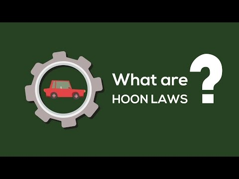 Hoon Laws in Australia I Go To Court Lawyers