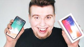 iPhone X Unboxing / Pierwsze Wrażenia