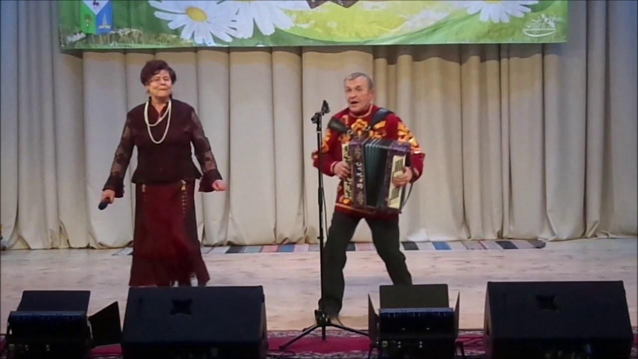 Частушки под гармошку споют вам Валя с Лёшкой Дивеевский разгуляй !