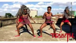 Chege feat.Nandy - Kelele Za Chura [Official Dance Video]
