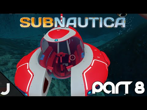 Subnautica - Part 8 - Deep Sea Exploration