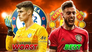 Premier League Clubs' BEST & WORST Player 2019/20 | Extra Time