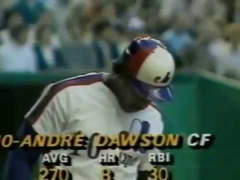 1985 MLB. Chicago Cubs vs Montreal Expos