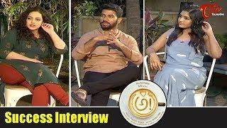 AWE Movie Team Success Interview | Prashanth Varma, Nithya Menen, Eesha Rebba - TeluguOne