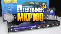 Mr Entertainer MKP100 Karaoke Player Promo Video