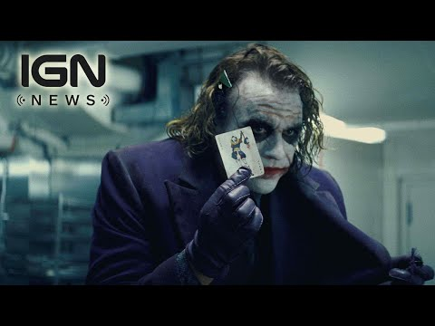 Heath Ledger Asked Christian Bale to Really Hit Him  IGN