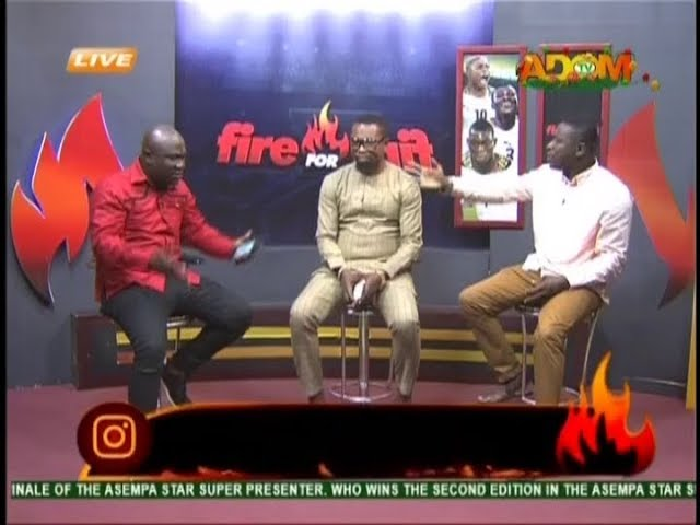 Commentary Position - Fire 4 Fire on Adom TV (13-12-18)