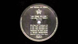 The Sisters of Mercy - No Time To Cry (Remix) 1985