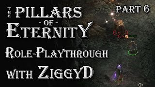 Pillars of Eternity Role-playthrough w/ ZiggyD: Ep.6 - Killing the Bear & A Grizzly Discovery