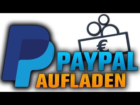 Paypal Guthaben Karte.Paypal Guthaben Aufladen Tutorial Einfach Schnell Youtube
