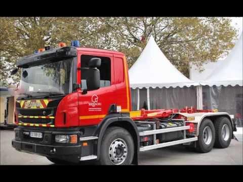 Camion de pompier 2013 youtube - Lit camion de pompier ...